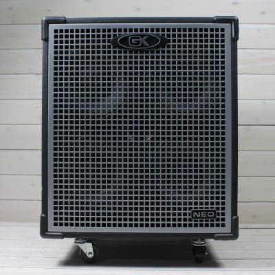 """Gallien-Krueger Neo 410 4x10"""" 1000-Watt Bass Cabinet with Horn 8-ohm"""