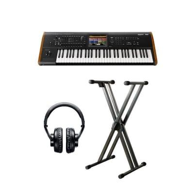Korg Kronos 2 Music Workstation 61 Bundle