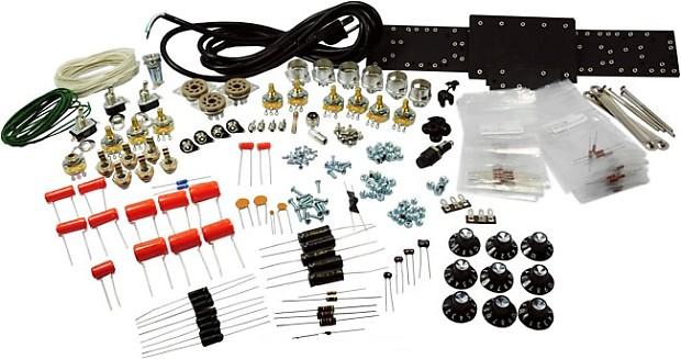 Mojotone Blackface Deluxe Reverb® Small Parts Kit   Mojotone