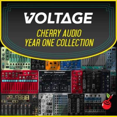 Cherry Audio - Year One Collection   [Digital Download]