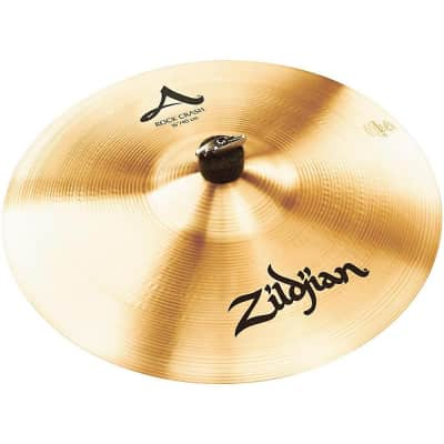 """Zildjian 16"""" A Series Rock Crash Cymbal"""