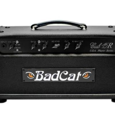 Bad Cat Amps USA Player Series Cub 15R Head