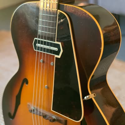 1940 Gibson L-50 to ES-150 Conversion Authentic Charlie Christian Pickup for sale