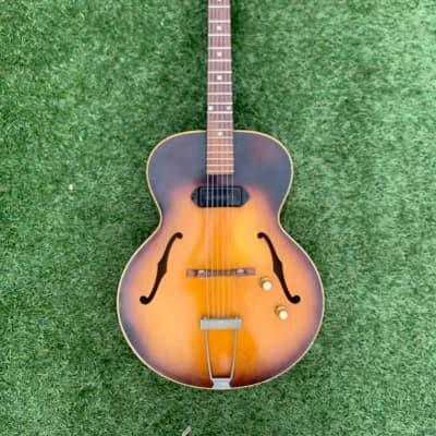 Gibson  Es 125 1956 Burst