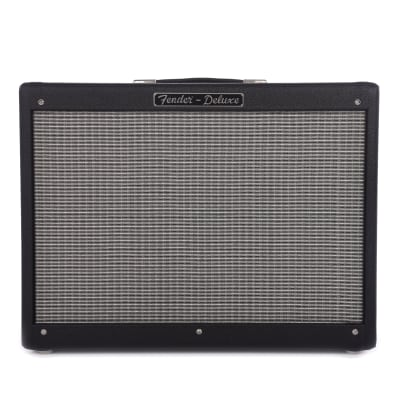 Fender Hot Rod Deluxe 112 Enclosure Black & Silver w/Celestion