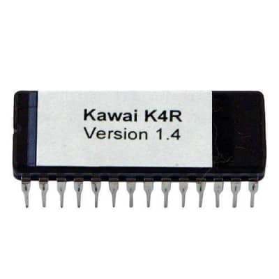 Kawai k4r versione 1.4 firmware Latest OS Update Upgrade EPROM