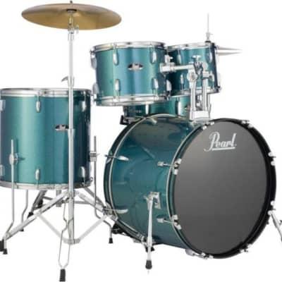 Pearl RS525SBC/C703 Roadshow  Aqua Blue Glitter