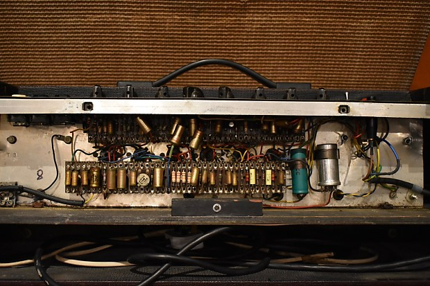 Vintage 1964 Vox AC30/6 Top Boost Jennings Musical JMI