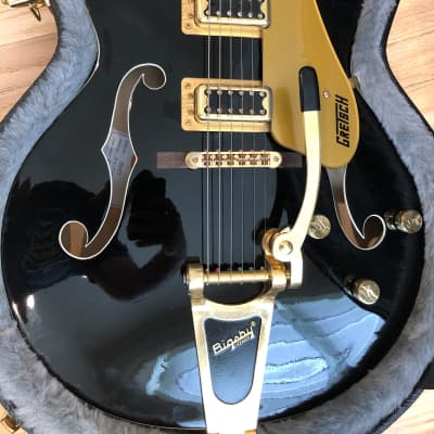 Gretsch G5420T Electromatic Hollow Body with Bigsby, Gold Hardware AND matching Gretsch hard shell case!!!