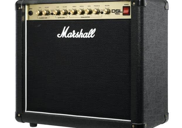 marshall dsl15c 15w all tube 1x12 guitar combo amp brand new reverb. Black Bedroom Furniture Sets. Home Design Ideas