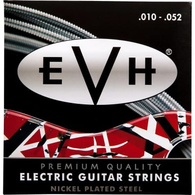 EVH 1052 Eddie Van Halen Premium Electric Guitar Strings (10-52) for sale