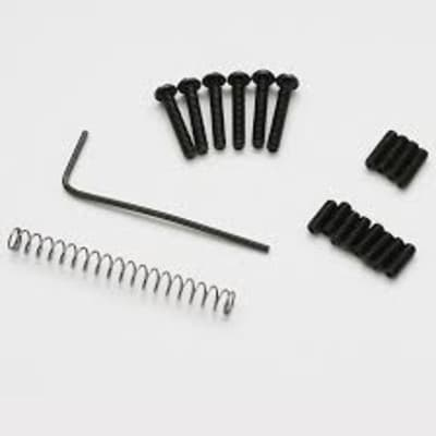 Dimarzio FH1400 Bridge Hardware Kit for Vintage Style Strat