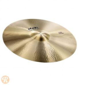 "Paiste 20"" Formula 602 Classic Thin Crash Cymbal"