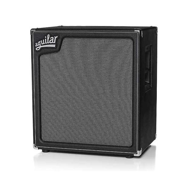 aguilar sl410x 4x10 bass guitar speaker cabinet 8 ohm 49lbs reverb. Black Bedroom Furniture Sets. Home Design Ideas