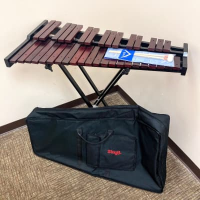 Stagg 3 Octave Xylophone w/ Stand, Bag & Mallets