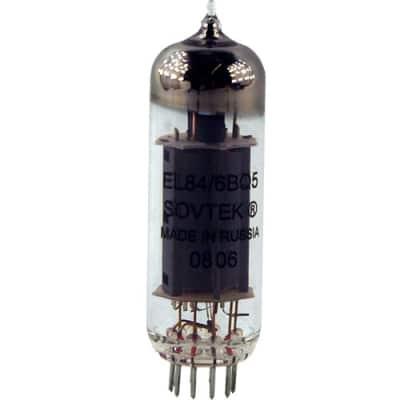 Sovtek Power Vacuum Tube, EL84/6BQ5, Single