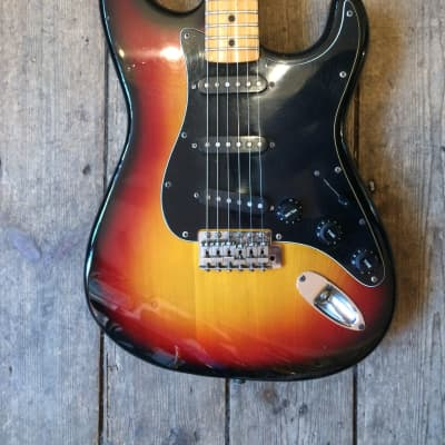 Tokai Silver Star 1983 Sunburst for sale