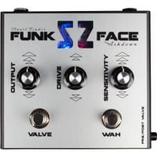 Ashdown Engineering Funk Face Stuart Zender signature