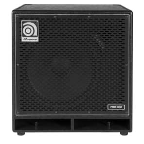 "Ampeg PN-115HLF Pro Neo 575-Watt 1x15"" Bass Speaker Cabinet"