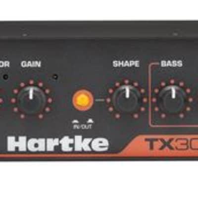 Hartke TX300 Bass Guitar Amplifier Head 300 Watts