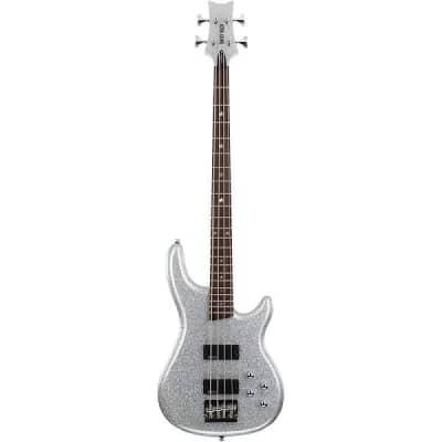 Daisy Rock Rock Candy Electric Bass Diamond Sparkle DR6772-A-U for sale