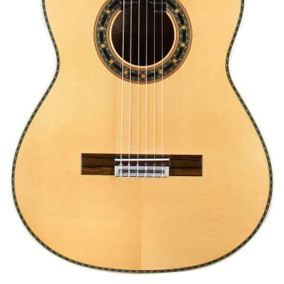 Teodoro Perez Especial 2018 Classical Guitar Spruce/Imbuia for sale
