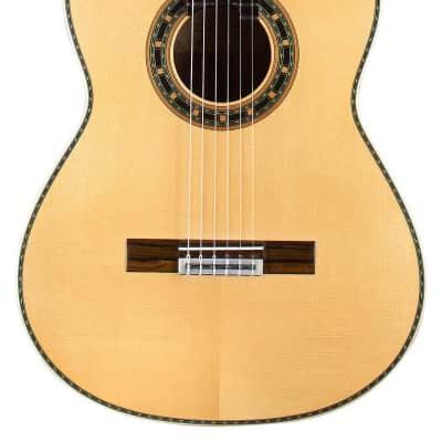 Teodoro Perez Especial 2018 Classical Guitar Spruce/Imbuia for sale
