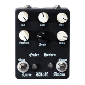 Lone Wolf Audio Outer Heaven Fuzz