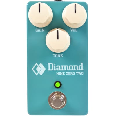 Diamond Pedals 902 Nine Zero Two Overdrive