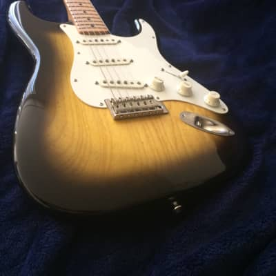 D'Pergo Aged Vintage Limited 2008 Two Tone Sunburst for sale
