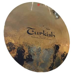"Turkish Cymbals 18"" Traditional Brilliant Gong GBR18"