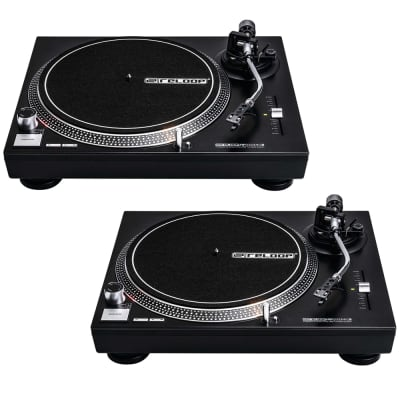 Reloop RP-2000 USB MK2 Professional Direct Drive USB Turntable System (2-Packs)