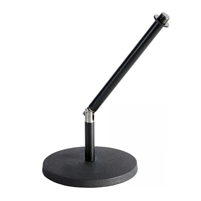 On-Stage Desktop Microphone Stand W/ Rocker Lug | DS8100