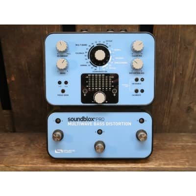 Source Audio Multiwave Bass Distortion Soundblox Pro for sale