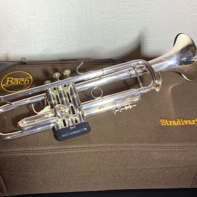 Bach 184S ML Stradivarius  silver