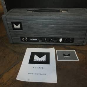 Morgan Amplification RCA35R 35w Guitar Head w/ Reverb