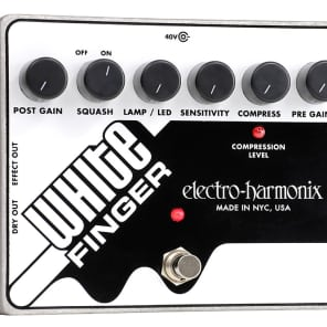 Electro Harmonix White Finger for sale