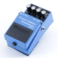 Boss CS-3 Compression Sustainer Guitar Effects Pedal P-05361