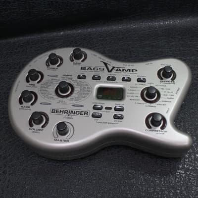 Behringer Bass V-Amp Multi-Effect and Amp Modeler
