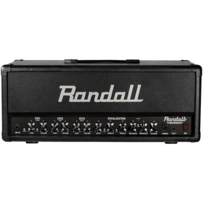 Randall RG3003H 3-Channel 300-Watt Solid State Guitar Amp Head