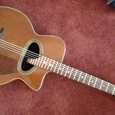 Busato Grande Bouche Gypsy Jazz Guitar for sale
