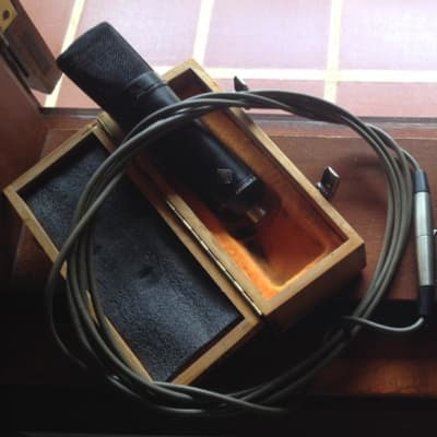 Vintage Neumann U67 Tube Condenser Microphone - 1963