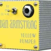 Dan Armstrong Yellow Humper EQ 2010s Yellow image