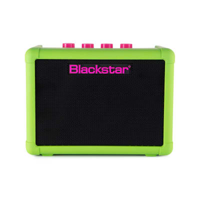 Blackstar Fly3 Neon Green 3-Watt Mini Amp