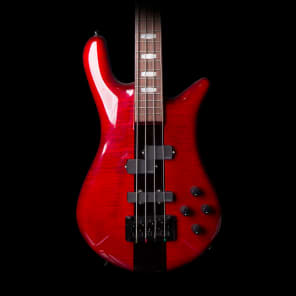 Spector EURO4LXLE40RED Limited Edition Euro 4LX Red / Black Gloss 2016