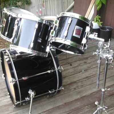 ludwig  rockers 1994 black