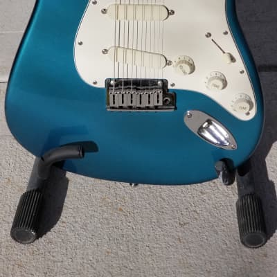 Fender Strat Plus /stratocaster plus / 1987 Lake Placid Blue for sale
