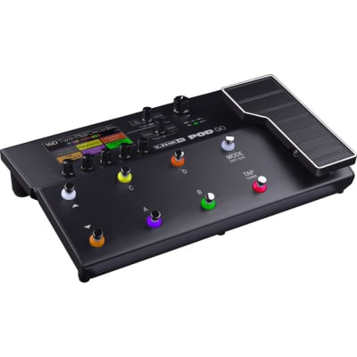 Line 6 POD GO Guitar Multi-Effects Processor/Modeler - 614252307253