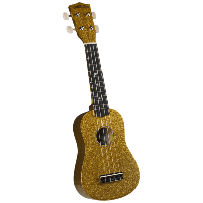 Diamond Head Hot Rod Series Ukulele - Champagne Gold for sale