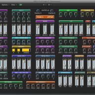 Virtual PG-800 editor / programmer MKS-70 / JX-10 / JX-8P  LOGIC v4 - X